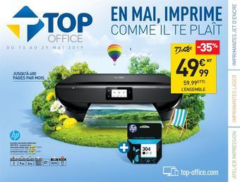 Top Office catalogue publicitaire (valable jusqu'au 29-05)