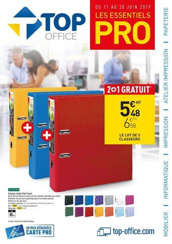 Top Office catalogue publicitaire (valable jusqu'au 30-06)