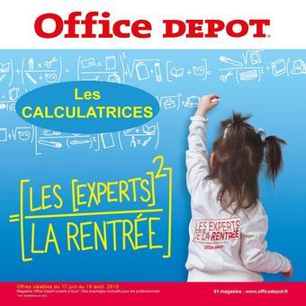 Top Office catalogue publicitaire (valable jusqu'au 18-08)
