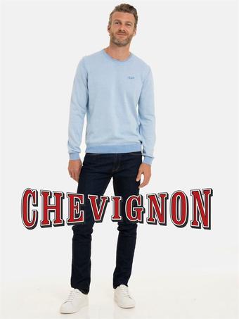 Chevignon catalogue publicitaire (valable jusqu'au 03-08)