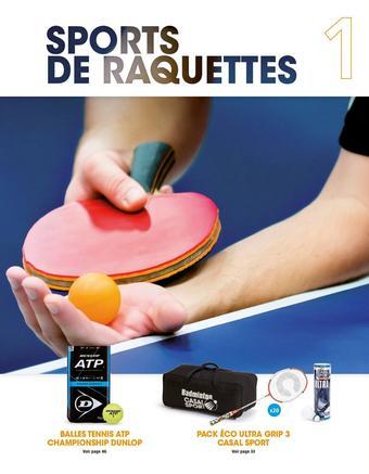 Casal Sport catalogue publicitaire (valable jusqu'au 31-12)