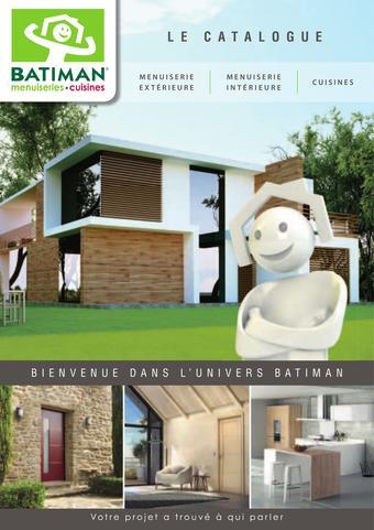 Batiman catalogue publicitaire (valable jusqu'au 31-12)