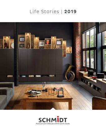 Cuisines Schmidt catalogue publicitaire (valable jusqu'au 31-12)