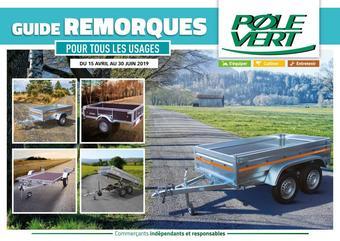 Pôle Vert catalogue publicitaire (valable jusqu'au 30-06)