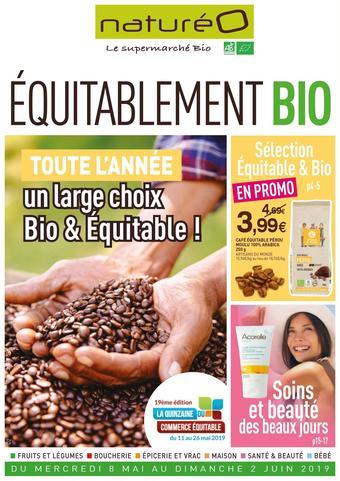 naturéO catalogue publicitaire (valable jusqu'au 02-06)