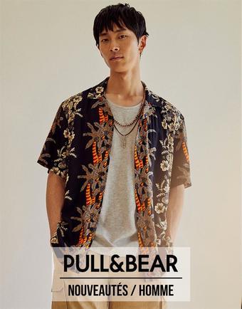 Pull & Bear catalogue publicitaire (valable jusqu'au 07-07)