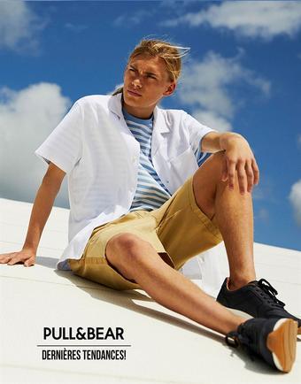 Pull & Bear catalogue publicitaire (valable jusqu'au 12-08)