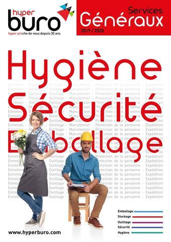 Hyperburo catalogue publicitaire (valable jusqu'au 31-12)