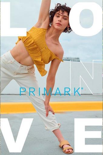 Primark catalogue publicitaire (valable jusqu'au 25-07)