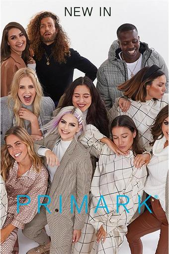 Primark catalogue publicitaire (valable jusqu'au 30-11)