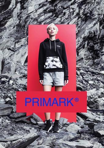 Primark catalogue publicitaire (valable jusqu'au 31-12)