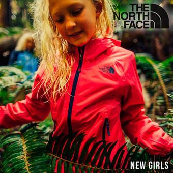 The North Face catalogue publicitaire (valable jusqu'au 05-08)