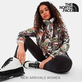 The North Face catalogue publicitaire (valable jusqu'au 14-10)