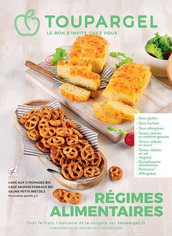 Toupargel catalogue publicitaire (valable jusqu'au 25-07)
