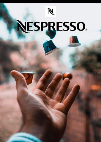 Nespresso catalogue publicitaire (valable jusqu'au 31-05)