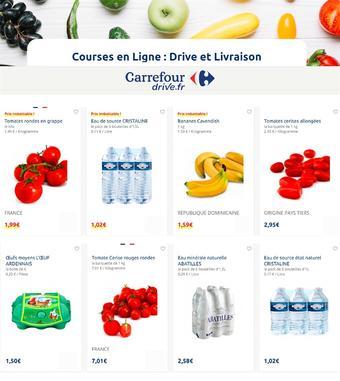 Carrefour Drive catalogue publicitaire (valable jusqu'au 01-10)