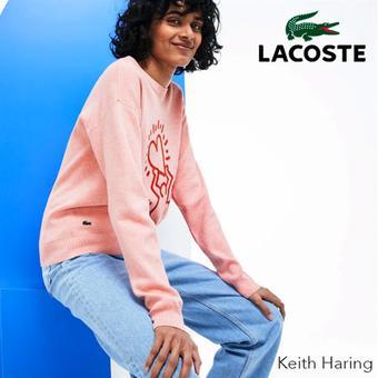 Lacoste catalogue publicitaire (valable jusqu'au 24-06)