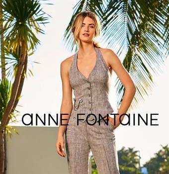 Anne Fontaine catalogue publicitaire (valable jusqu'au 06-08)
