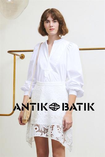 Antik Batik catalogue publicitaire (valable jusqu'au 20-08)