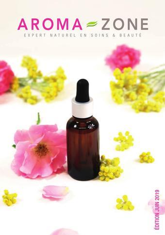 Aroma Zone catalogue publicitaire (valable jusqu'au 30-09)