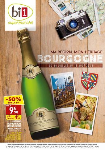 Bi1 catalogue publicitaire (valable jusqu'au 18-08)
