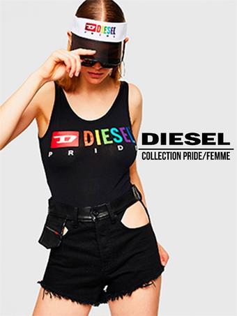 Diesel catalogue publicitaire (valable jusqu'au 28-08)