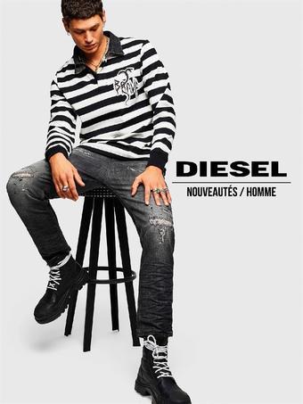 Diesel catalogue publicitaire (valable jusqu'au 29-10)