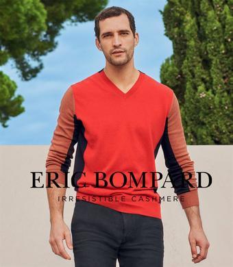 Eric Bompard catalogue publicitaire (valable jusqu'au 22-06)