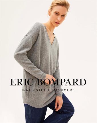 Eric Bompard catalogue publicitaire (valable jusqu'au 18-11)