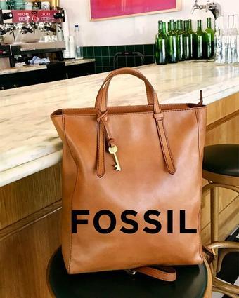 Fossil catalogue publicitaire (valable jusqu'au 30-10)