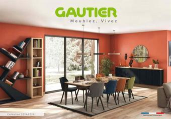 Gautier catalogue publicitaire (valable jusqu'au 31-01)