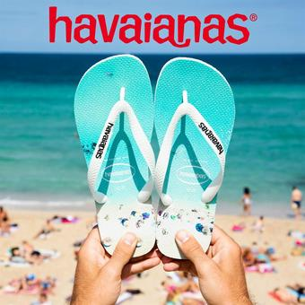 Havaianas catalogue publicitaire (valable jusqu'au 10-09)