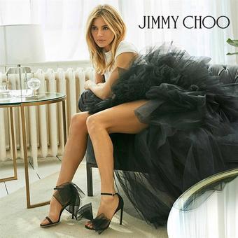 Jimmy Choo catalogue publicitaire (valable jusqu'au 24-07)