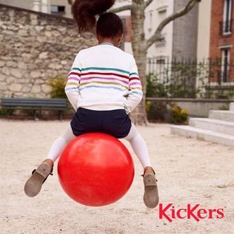 Kickers catalogue publicitaire (valable jusqu'au 22-10)