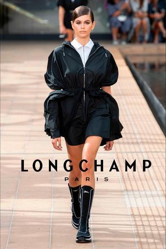 Longchamp catalogue publicitaire (valable jusqu'au 04-12)