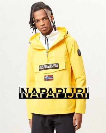 Napapijri catalogue publicitaire (valable jusqu'au 29-05)
