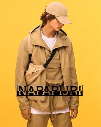 Napapijri catalogue publicitaire (valable jusqu'au 30-07)