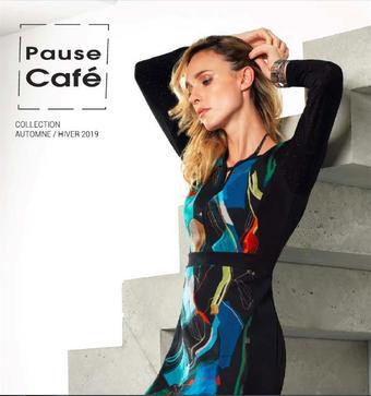 Pause Café catalogue publicitaire (valable jusqu'au 31-01)