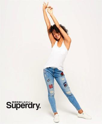 Superdry catalogue publicitaire (valable jusqu'au 31-08)