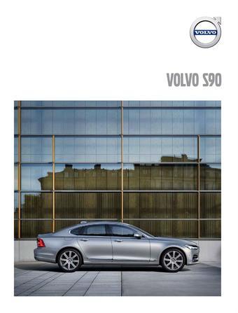 VOLVO catalogue publicitaire (valable jusqu'au 31-12)