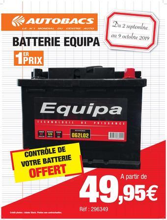 Autobacs catalogue publicitaire (valable jusqu'au 09-10)