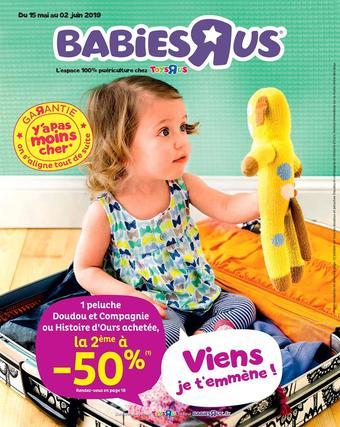 Babies 'R' Us catalogue publicitaire (valable jusqu'au 02-06)