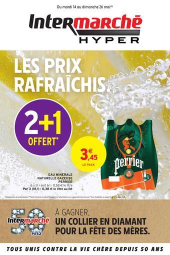 Intermarché Hyper catalogue publicitaire (valable jusqu'au 26-05)