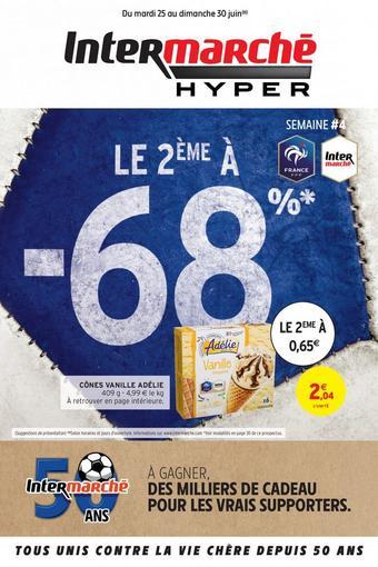 Intermarché Hyper catalogue publicitaire (valable jusqu'au 30-06)