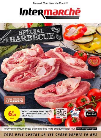 Intermarché Hyper catalogue publicitaire (valable jusqu'au 25-08)