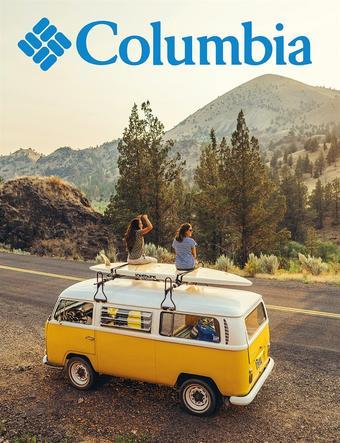Columbia catalogue publicitaire (valable jusqu'au 30-09)