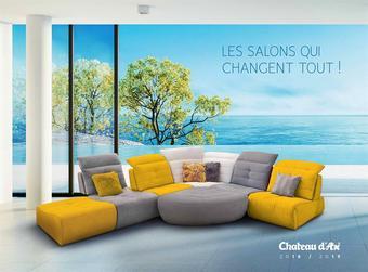 Chateau d'Ax catalogue publicitaire (valable jusqu'au 01-06)