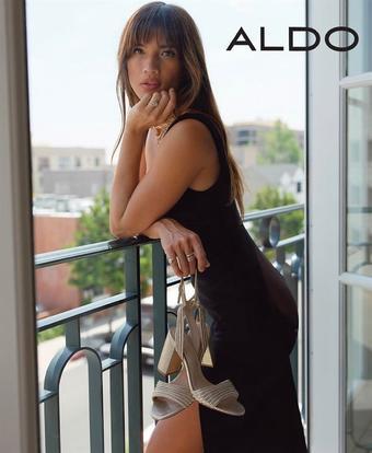Aldo catalogue publicitaire (valable jusqu'au 11-10)