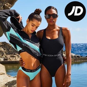 JD Sports catalogue publicitaire (valable jusqu'au 21-07)