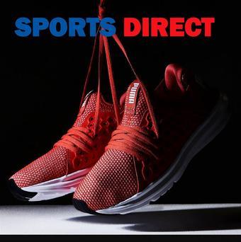 SportsDirect.com catalogue publicitaire (valable jusqu'au 19-06)
